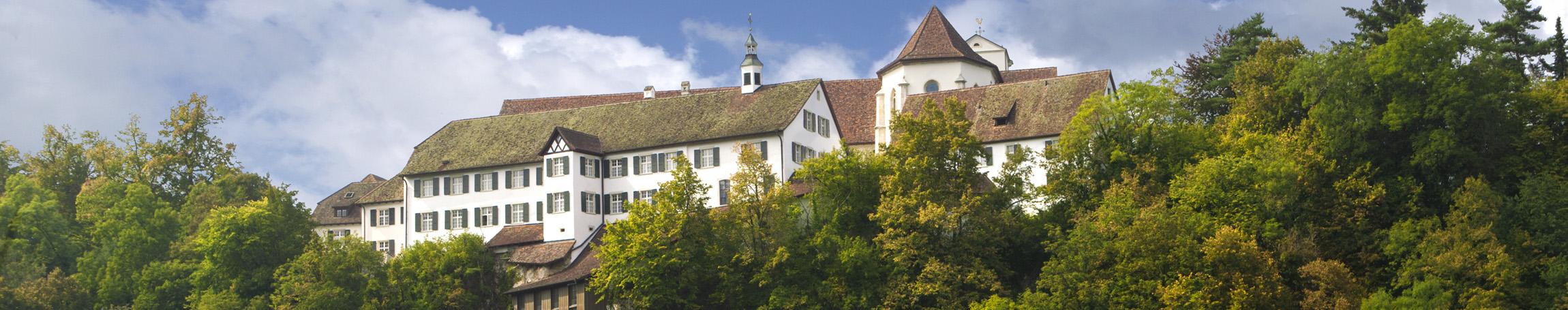 wochenende im kloster schweiz